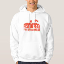 Piston Peak Fire Department Hoodie