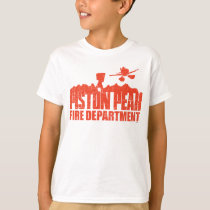 Piston Peak Fire Department T-Shirt