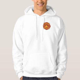 Piston Peak Fire & Rescue Badge Hoodie