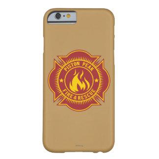 Piston Peak Fire & Rescue Badge iPhone 6 Case