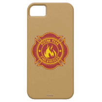 Piston Peak Fire & Rescue Badge iPhone SE/5/5s Case
