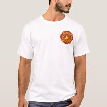 Piston Peak Fire & Rescue Badge T-Shirt