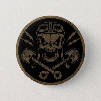 Piston Pistoff II -silver/gold Button