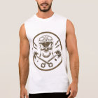 Piston Pistoff II -silver/gold Sleeveless Shirt