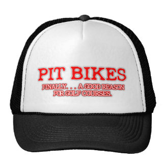 Pit Bike Golf Dirt Bike Motocross Cap Hat