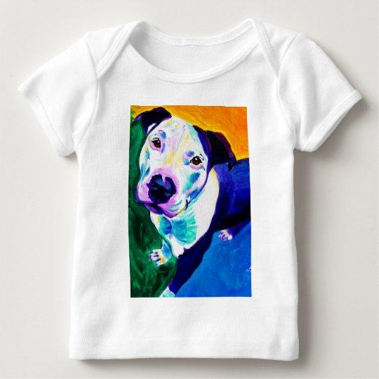 Pit Bull #1 Baby T-Shirt