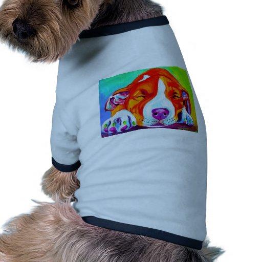 Pit Bull #7 Dog T-shirt