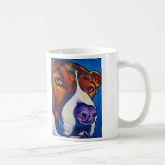 Pit Bull #9 Classic White Coffee Mug