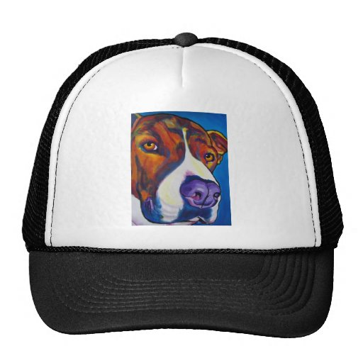 Pit Bull #9 Trucker Hat
