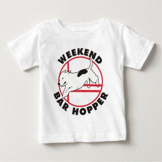 Pit Bull Agility Weekend Bar Hopper Infant T-shirt