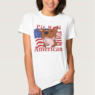 Pit Bull American tee