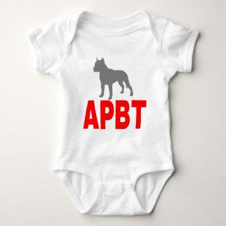 PIT BULL APBT INFANT CREEPER