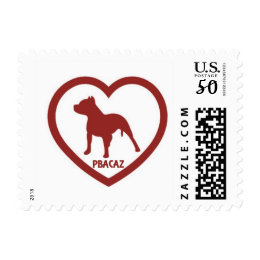 Pit Bull Awareness Campaign of Arizona Postage