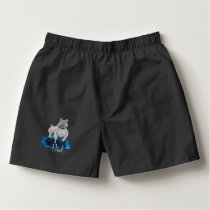 Pit bull Dad Boxers