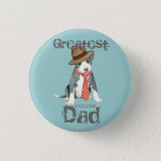 Pit Bull Dad Button