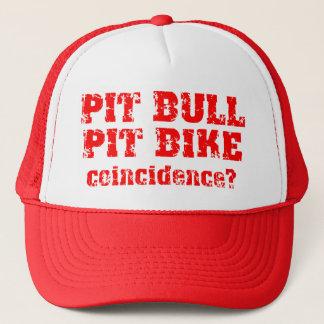 Pit Bull Dirt Bike Motocross Pit Bike Cap Hat