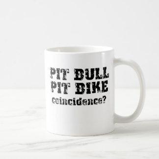Pit Bull Dirt Bike Motocross Pit Bike Mug