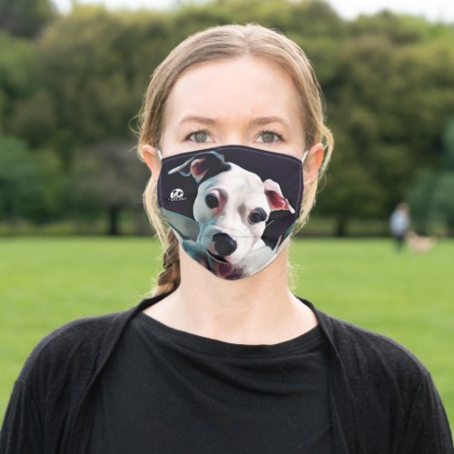 Pit Bull Face Mask