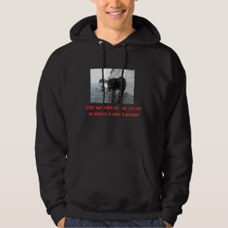 Pit Bull & Family dog American Icon Hoodie