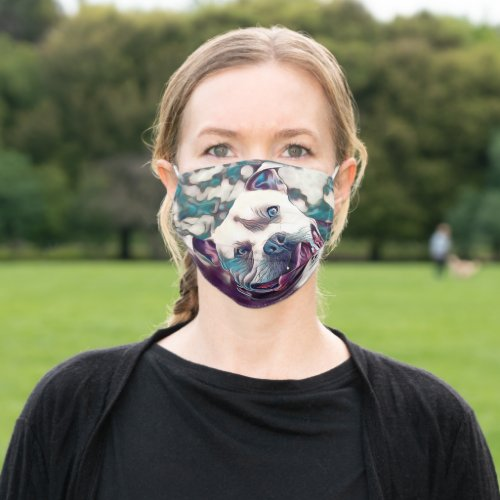 Pit Bull Fask Mask