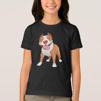 Pit Bull Girls T-Shirt
