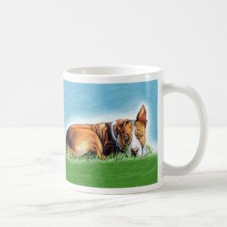 Pit Bull Hears You Mug