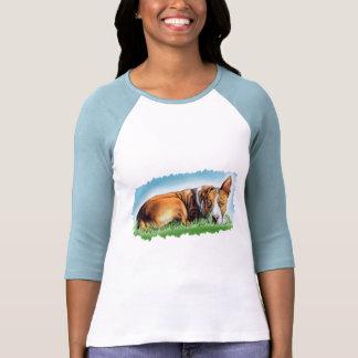 Pit Bull Hears You Tshirts