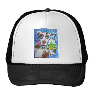 PIT BULL ICE CREAM TRUCKER HAT