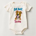 Pit Bull Love Baby Bodysuit