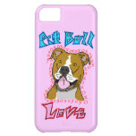 Pit Bull Love iPhone 5C Case