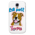 Pit Bull Love Galaxy S4 Cover
