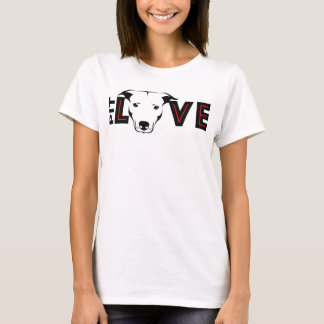 Pit Bull Love ~ Graphic Tee