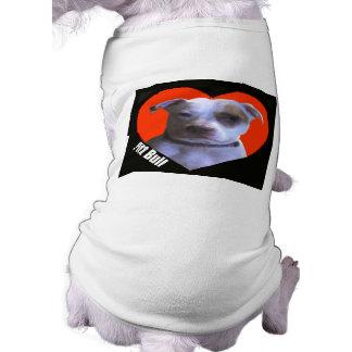 Pit Bull Love Pet T Shirt