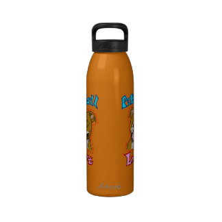 Pit Bull Love Drinking Bottles