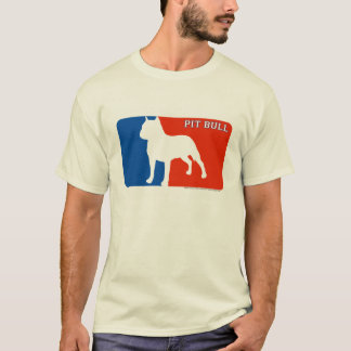Pit Bull Major League Dog T-Shirt
