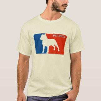 Pit Bull Major League Dog T-Shirt