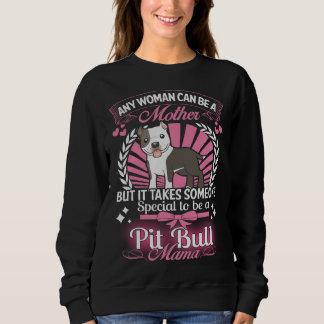 Pit Bull Mama Sweatshirt