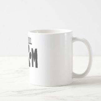 Pit Bull Mom Coffee Mug