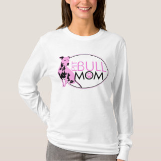Pit Bull Mom Shirt