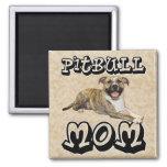 Pit Bull MOM - Tigger Magnets
