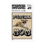 Pit Bull MOM - Tigger Stamp