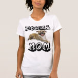 Pit Bull MOM - Tigger Tee Shirts