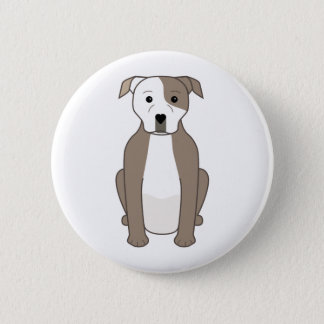 Pit Bull Pinback Button