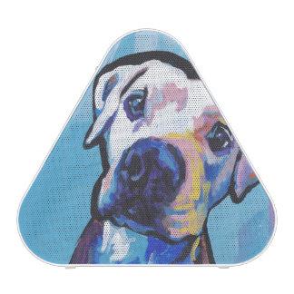 pit bull pitbull fun pop art speaker