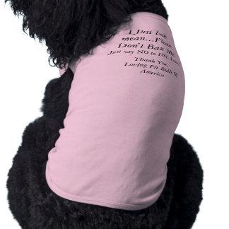 Pit Bull Plea T-Shirt