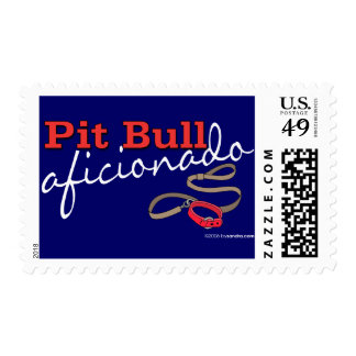 Pit Bull Postage Stamps