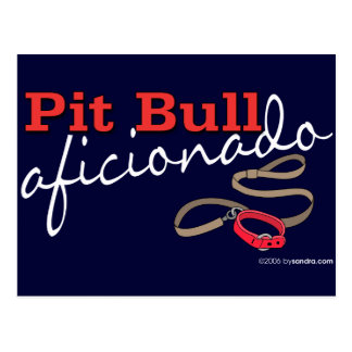 Pit Bull Postcard