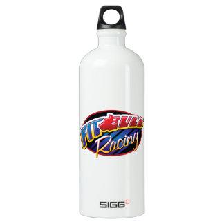 Pit Bull Racing Aluminum Water Bottle