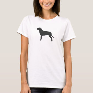Pit Bull Silhouette T-Shirt
