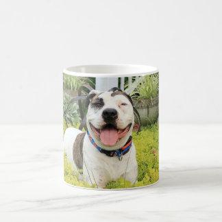 Pit Bull T-Bone Coffee Mug